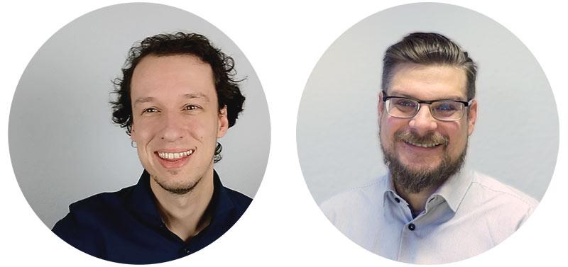 Markus und Jens sind Inhaber der Digital Agentur Media Trooper und der App Agentur Mobile Trooper