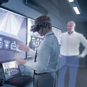 Mitarbeiter ausbilden in VR