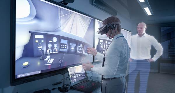 Schulungen in VR am Beispiel
